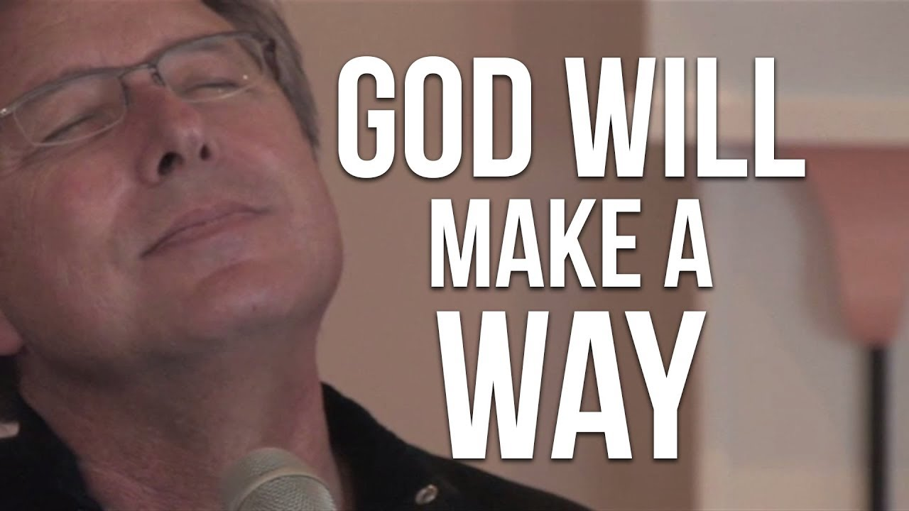 T  D  Jakes and Don Moen: Where Is God When Our Dreams Are