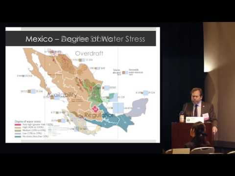 Tim Parker - Groundwater Management in Mexico