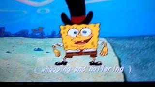 Spongebob sings Kristy crab in funny version