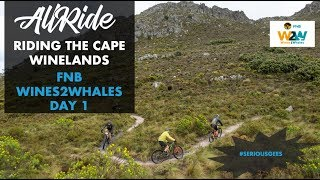 FNB WINES2WHALES // DAY 1 // 2019