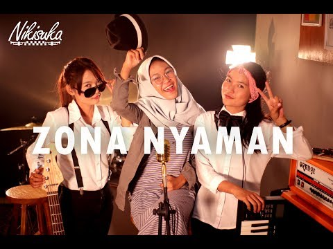 NIKISUKA -  ZONA NYAMAN (Music Video) | Reggae SKA Version