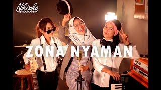 Download ZONA NYAMAN - NIKISUKA Reggae SKA Version | Fourtwnty Mp3