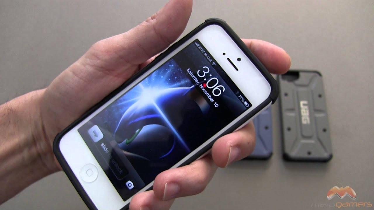 coque uag iphone 5