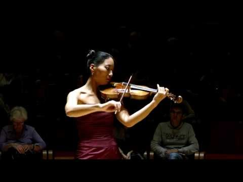 Lena Yokoyama - J.S.Bach - Sonata n.1 in Sol minore BWV1001