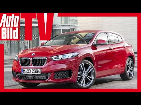 bmw x2 2017 neues suv coup von bmw youtube. Black Bedroom Furniture Sets. Home Design Ideas