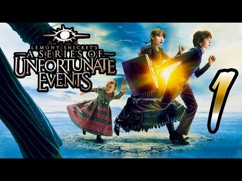 Lemony Snicket's A Series of Unfortunate Events Walkthrough Part 1 (PS2, GCN, XBOX)