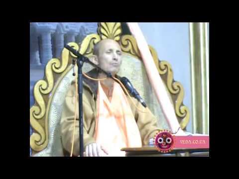 Бхагавад Гита 18.57 - Бхакти Ананта Кришна Госвами