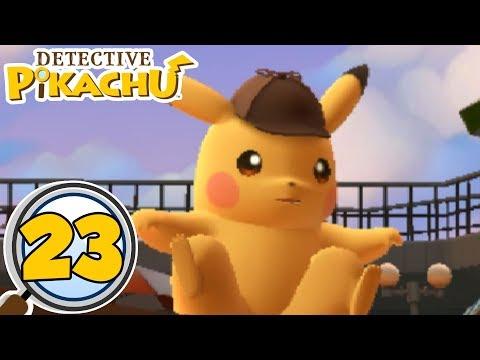 "Detective Pikachu - ""Where Is R?!"" | Episode 23! [Chapter 8 100% Walkthrough]"