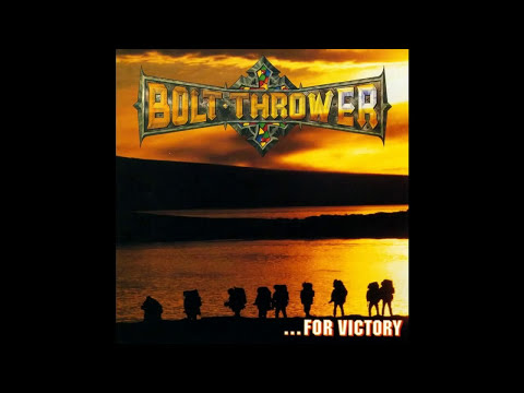 Bolt Thrower - ...For Victory (1994) full album, vinyl