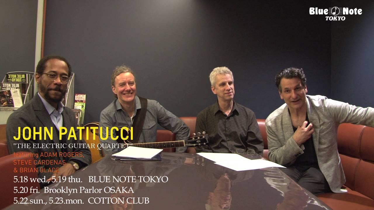 john patitucci the electric guitar quartet blue note tokyo 2016 wed youtube. Black Bedroom Furniture Sets. Home Design Ideas