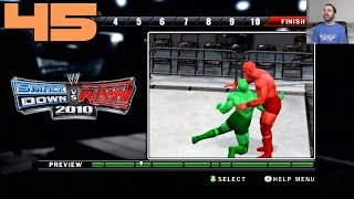 WWE SmackDown vs. Raw 2010: Road to WrestleMania #45