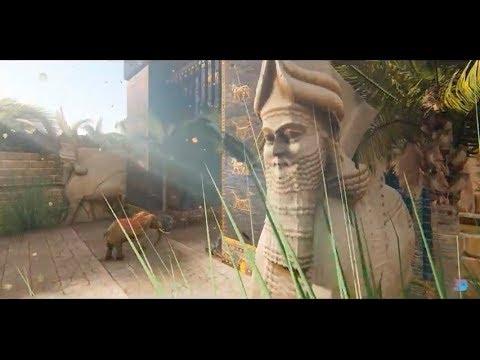 CIUDAD BABILONIA 3D | PUERTA ISHTAR | HANGING GARDENS INGENIERÍA | VANGELIS TITANS | ANCIENT MINING