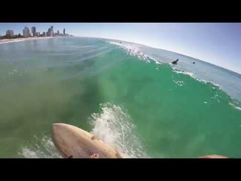 GoPro Mini Surf 1080p - July 2014