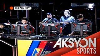 E-sports gaming, umarangkada na sa Pilipinas