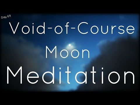 Void-of-Course Moon Meditation (Day 69)