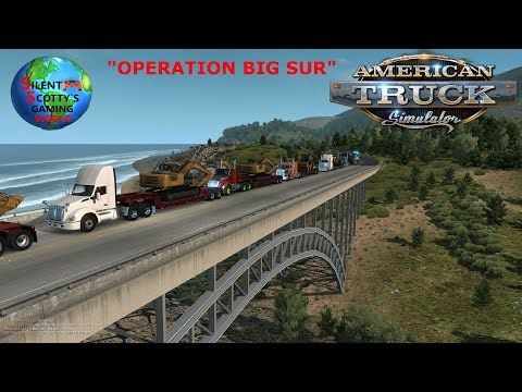 OPERATION BIG SUR - World Of Trucks Event | American Truck S