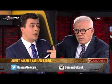 Osman Gökçek - Ertuğrul Özkök 21.10.2015 Tek Parça