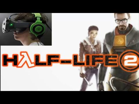 Half Life 2 se adapta a la realidad virtual