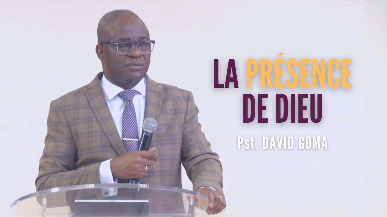La présence de Dieu | Pst. David Goma [12 septembre 2021]