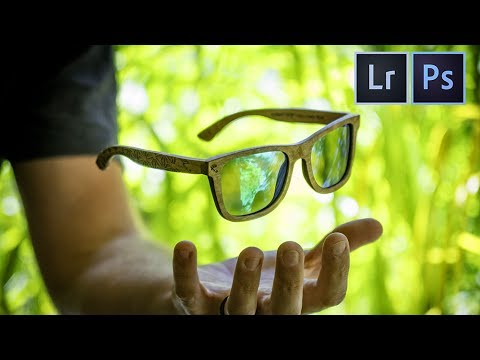 700b8abf824 How to make objects FLOAT in your photos! - Step by Step Guide - YouTube