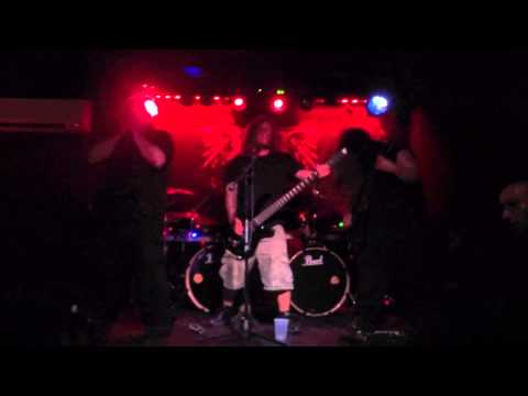 Insatanity - Decimation of Paradise [Live @ The Acheron, NY - 09/13/2013]