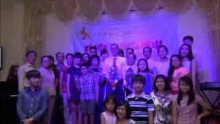 LỚP NHẠC ANH NGỌC KỶ NIỆM 25 NĂM THÀNH LẬP LỚP NHẠC & MỪNG NGÀY NHÀ GIÁO VIỆT NAM 20/11/2015