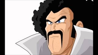 DBZ Hercules (Mr.Satan) Theme Song