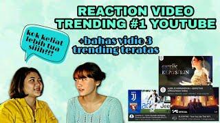 Reaction Video Trending #1 Youtube Indonesia ! Aurelie Hermansyah 'kepastian'  Mv