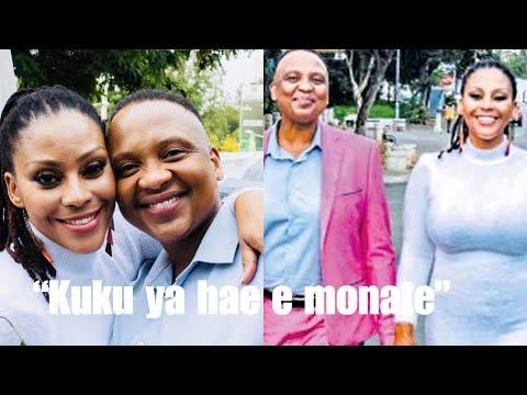 Letoya Makhene reveals