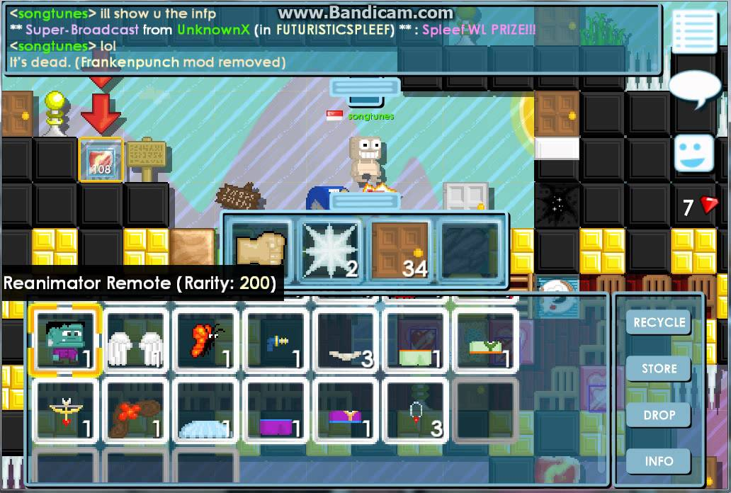 Growtopia Frank Leash Youtube