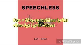 Dan + Shay Speechless Lyrics