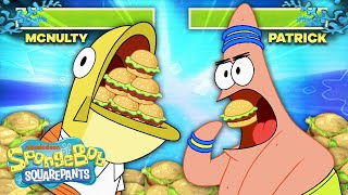 If Patrick Had His Own Video Game 🌟 SpongeBob SquareOff