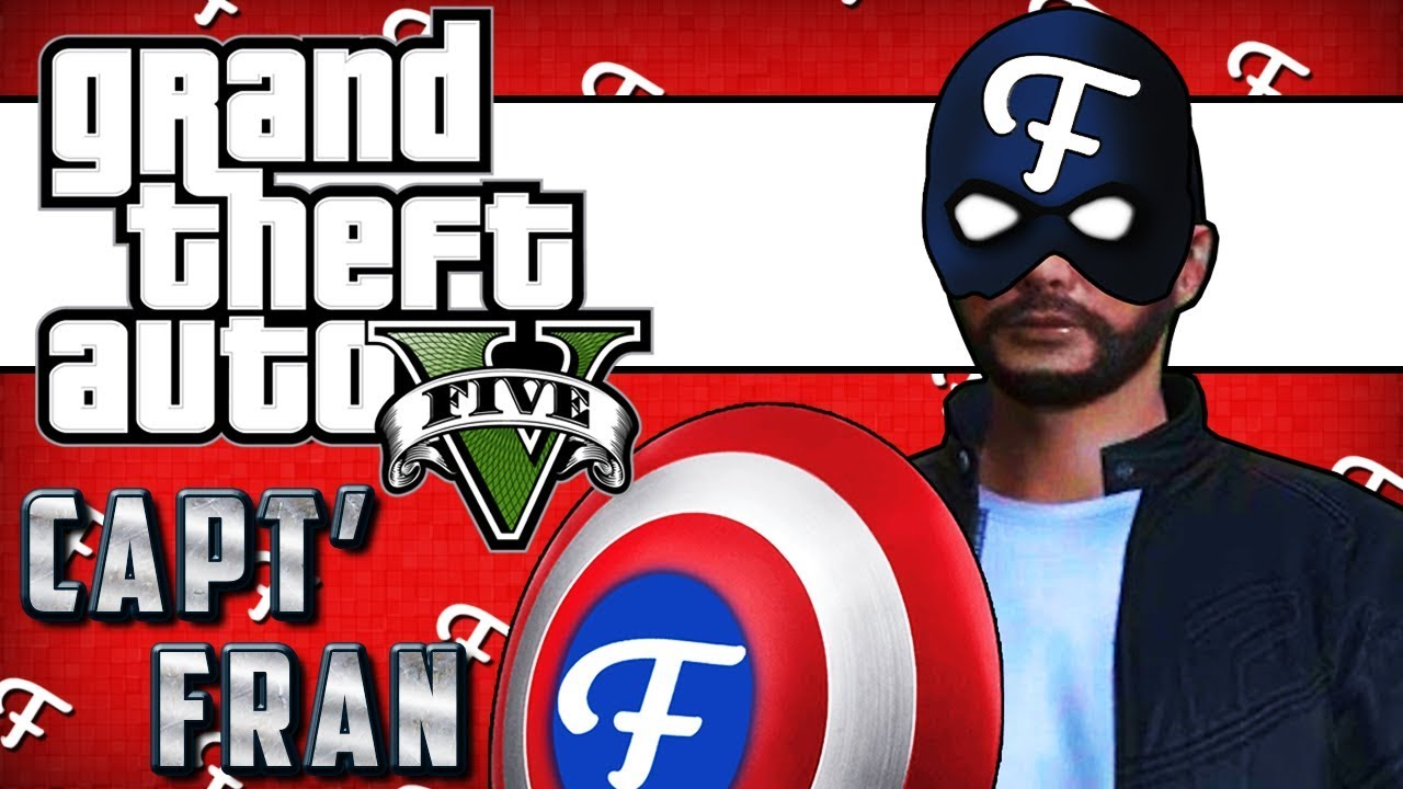 GTA 5: Captain America Shield, RIP Bill Grylls Tire, Crazy Roller Coaster Ride! (Comedy Gaming)