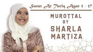 Murotal Sharla Martiza  Surat At Tariq