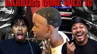 BARBERS GONE WILD REACTION 16