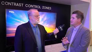 TCL 6-Series Roku TVs and Roku Soundbar at CES 2018