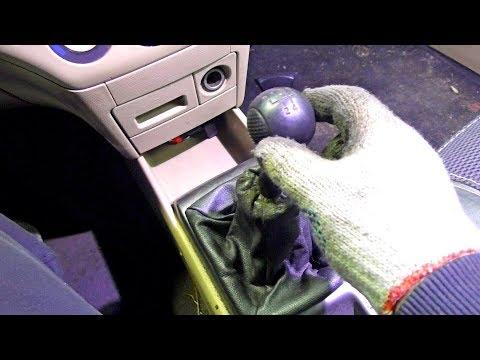 Chevrolet Aveo - Регулировка кулисы - Aveo, Lanos, Lacetti, Nexia .