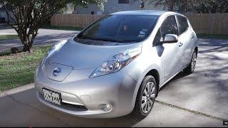 Nissan Leaf 1-Year Owner