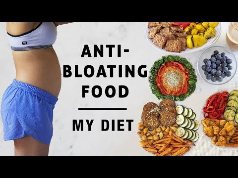 What I Ate This Week To Reduce Bloating | Food That Bloats You