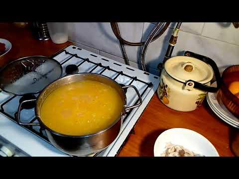 Чечевичный суп с чесноком . ДЛЯ ЛЮДЕЙ С ДИАБЕТОМ 2 ТИПА И НЕ ТОЛЬКО.