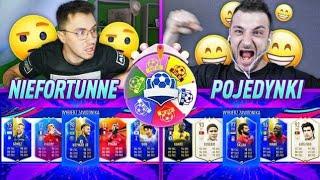 NIEFORTUNNE POJEDYNKI [S4] - vs URBIX! # FIFA 19 / DEV