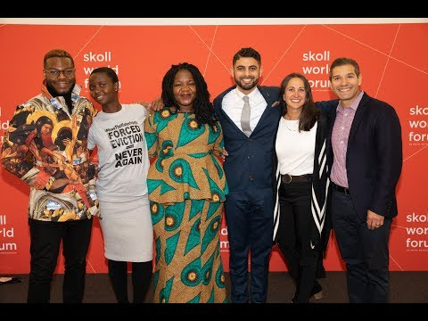 Epiphanies in Proximity: Personal Stories of Turning Points | SkollWF 2018