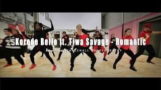 Maya Mehani Dancehall | Choreography Korede Bello ft. Tiwa Savage - Romantic