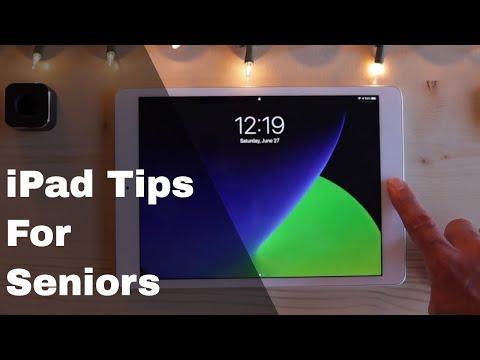 iPad Tips for Seniors