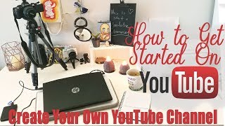 How To Start A Youtube Channel | Find Your Niche, TubeBuddy, Podcasts ++