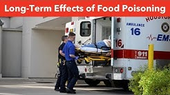 Long-Term Effects of Food Poisoning