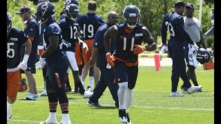 Kevin White Looks Good, Can He Start? - Bear Trap Episode 49