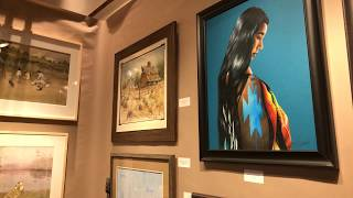 Best Of Show Preview SWAIA    Class III: Painting, Drawing, Graphics & Photography Clip 2