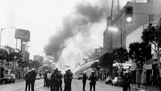 Looking back at LA riots after beating of Rodney King