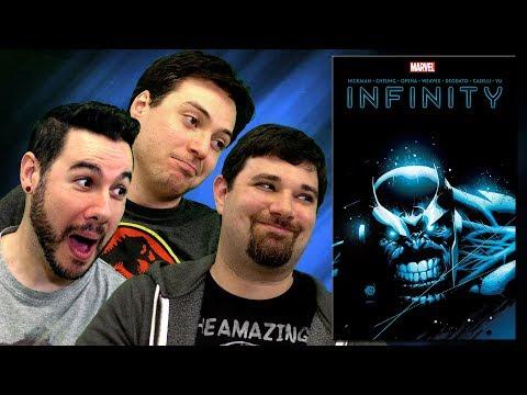 Marvel Comics: Infinity - Back Issues